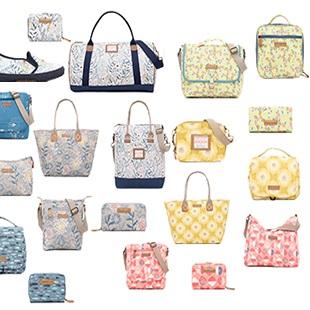 Krásná nová kolekce tašek a doplňků BRAKEBURN