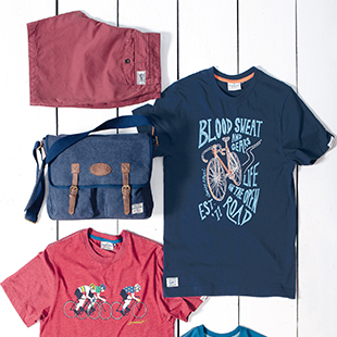 Nová kolekce pánského oblečeni BRAKEBURN