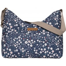 BRAKEBURN DITSY FLOWER HOBO BAG