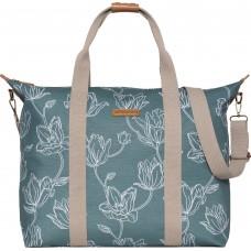 dámská větší cestovní taška s motivem tulipánu BRAKEBURN