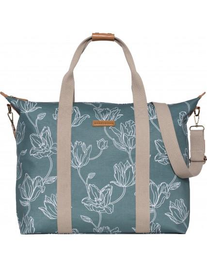 dámská cestovní taška motiv tulipánu BRAKEBURN