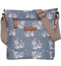 dámská kabelka s motivem labutě BRAKEBURN