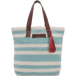dámská pruhovaná plážová taška BRAKEBURN