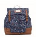 dámský batoh s motivem květin BRAKEBURN