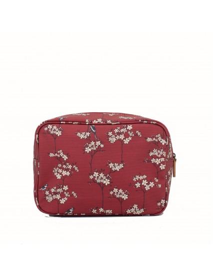 dámská kosmetická taška červená větší BRAKEBURN