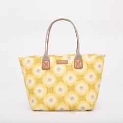 dámská kabelka květiny žlutá BRAKEBURN