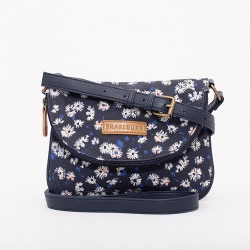 d17eae5143 dámská kabelka květiny modrá BRAKEBURN