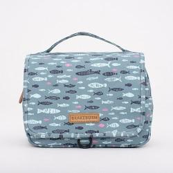 dámská kosmetická taška ryby BRAKEBURN