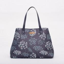 dámská kabelka květiny modrá BRAKEBURN