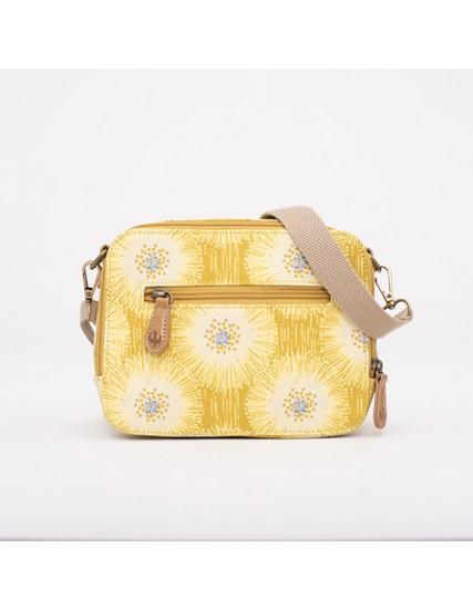 dámská taška kamera žlutá BRAKEBURN
