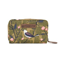 BRAKEBURN BIRD SONG WALLET
