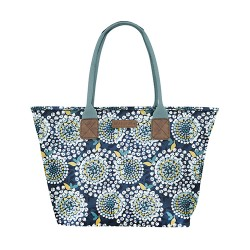 BRAKEBURN APPLE TOTE BAG