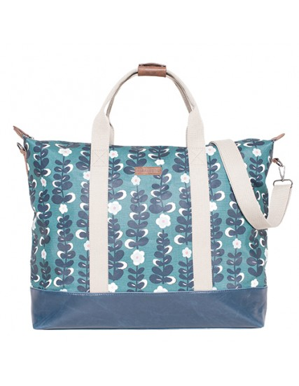 BRAKEBURN TRAILING FLOWER OVERNIGHT BAG