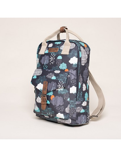 BRAKEBURN RAIN CLOUDS BACKPACK