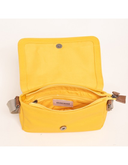 BRAKEBURN YELLOW ROO POUCH