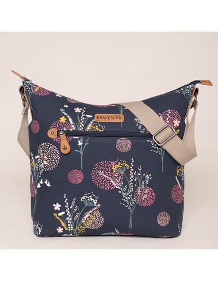 BRAKEBURN MEADOW FLOWERS HOBO BAG