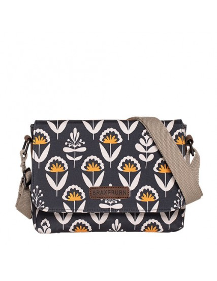 BRAKEBURN GEO FLORAL ROO POUCH