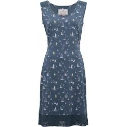 dámské šaty s motivem lodě BRAKEBURN