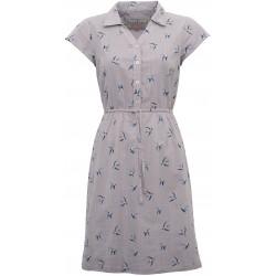 dámské košilové šaty motiv vlaštovky BRAKEBURN