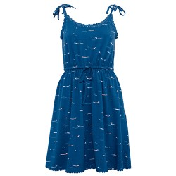 dámské šaty modré plavci BRAKEBURN
