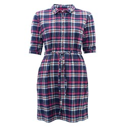BRAKEBURN FLANNEL DRESS