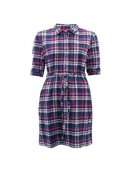 dámské košilové šaty FLANNEL BRAKEBURN