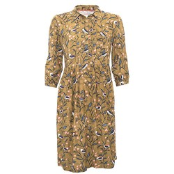 BRAKEBURN BIRD SONG SHIRT DRESS