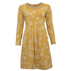dámské šaty žluté HYDRANGEA BRAKEBURN