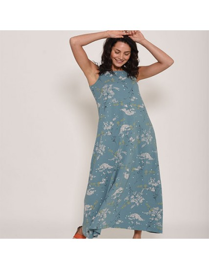 BRAKEBURN NEEM MAXI DRESS