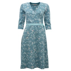 BRAKEBURN BIRD BLOSSOM DRESS