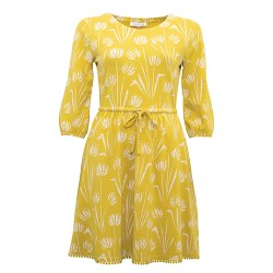 BRAKEBURN WATER REED DRESS