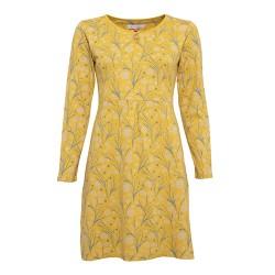 BRAKEBURN DANDELION JERSEY DRESS