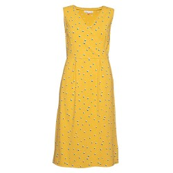 BRAKEBURN CONFETTI WRAP DRESS