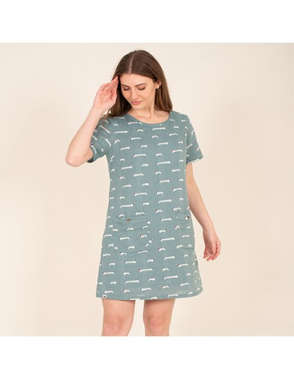 BRAKEBURN SAUSAGE DOG DRESS