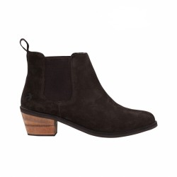 BRAKEBURN LADIES CHELSEA BOOT WITH HEEL