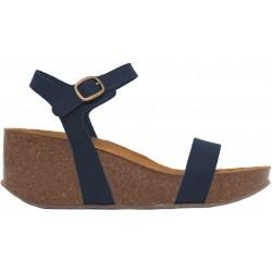 dámské kožené sandály WEDGE BRAKEBURN
