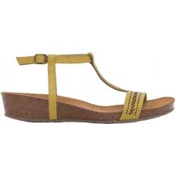 dámské kožené sandály LASER CUT BRAKEBURN