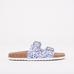 dámské pantofle puntíky BRAKEBURN