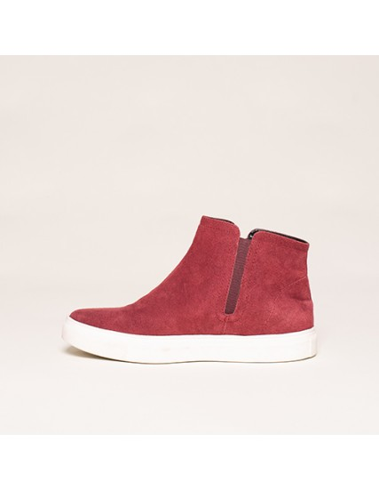 BRAKEBURN SIDE ZIP SLIP ON