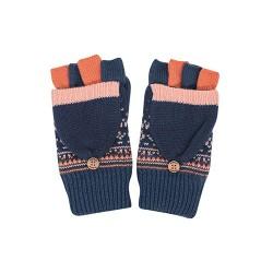 dámské rukavice barevné FAIRISLE BRAKEBURN