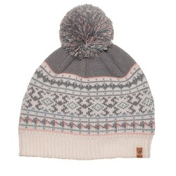 BRAKEBURN FAIRISLE KNIT HAT