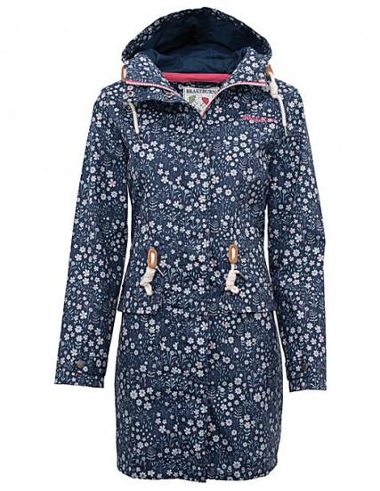 dámský kabát s motivem květin DITSY BRAKEBURN