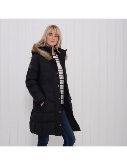 dámský prošívaný zimní kabát BRAKEBURN