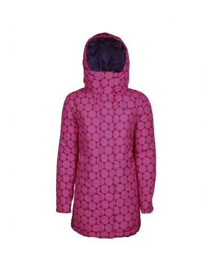 BRAKEBURN BERRY CIRCLES JACKET