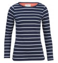 BRAKEBURN STRIPE LONG SLEEVE TEE