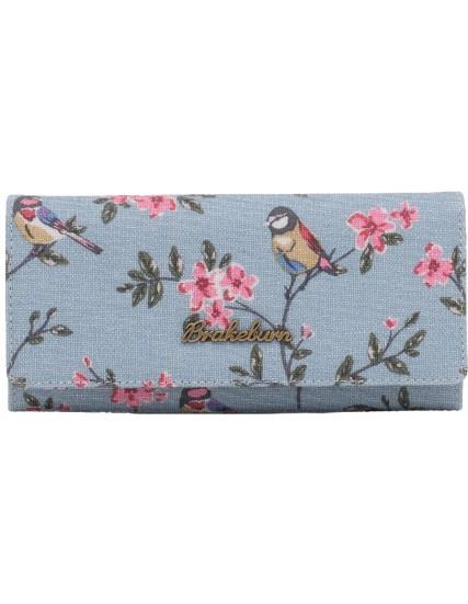 dámská peněženka s motivem květin BRAKEBURN