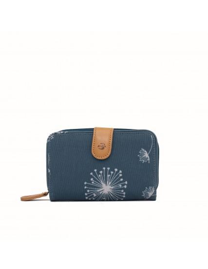dámská peněženka modrá pampeliška BRAKEBURN