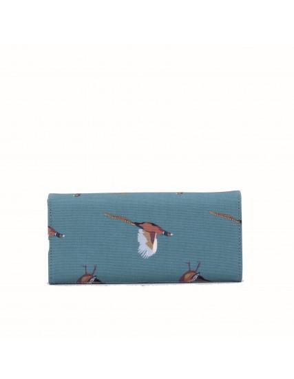 dámská peněženka modrá bažant BRAKEBURN