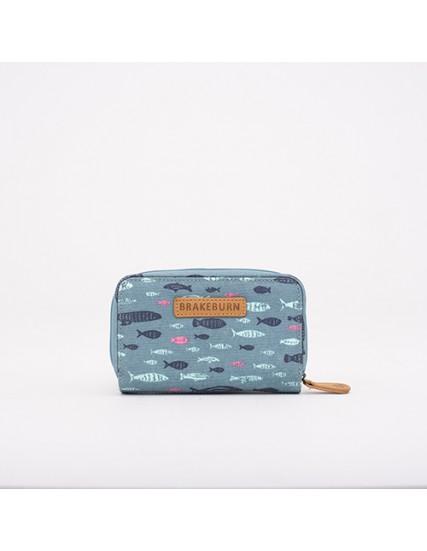 dámská peněženka ryby modrá BRAKEBURN