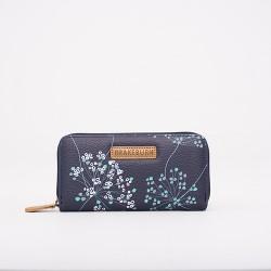 dámská peněženka modrá BRAKEBURN